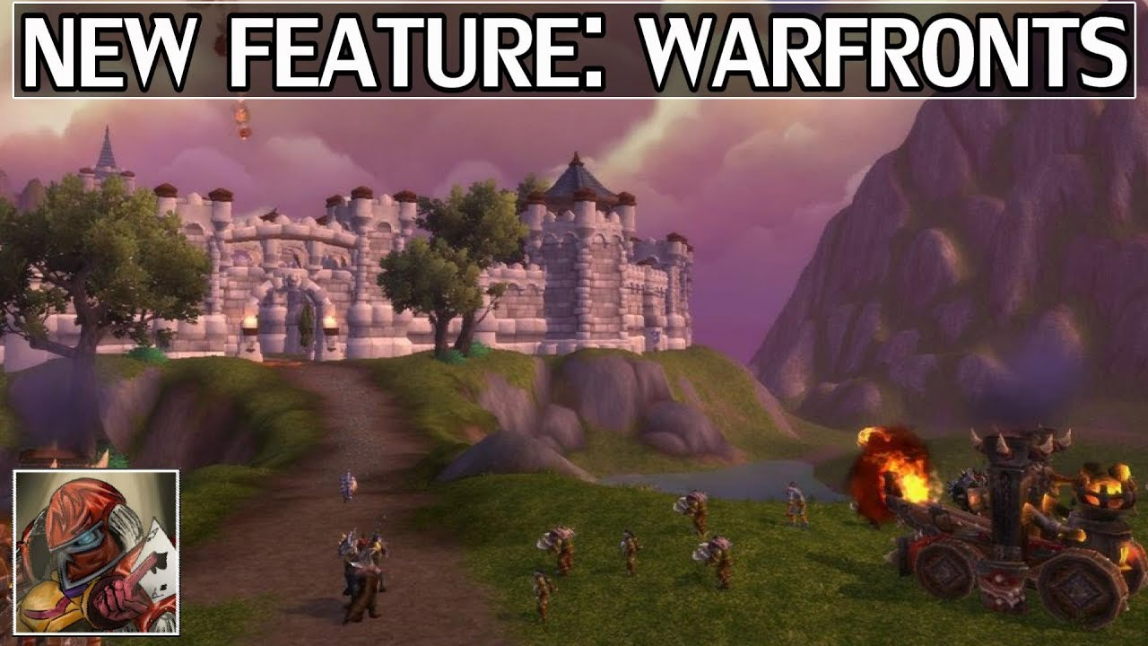 new warfront