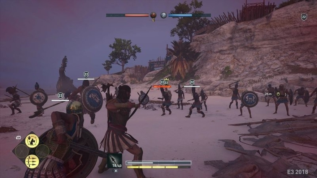 assassin's creed odyssey game moments,Assassin's Creed Odyssey Editions Review